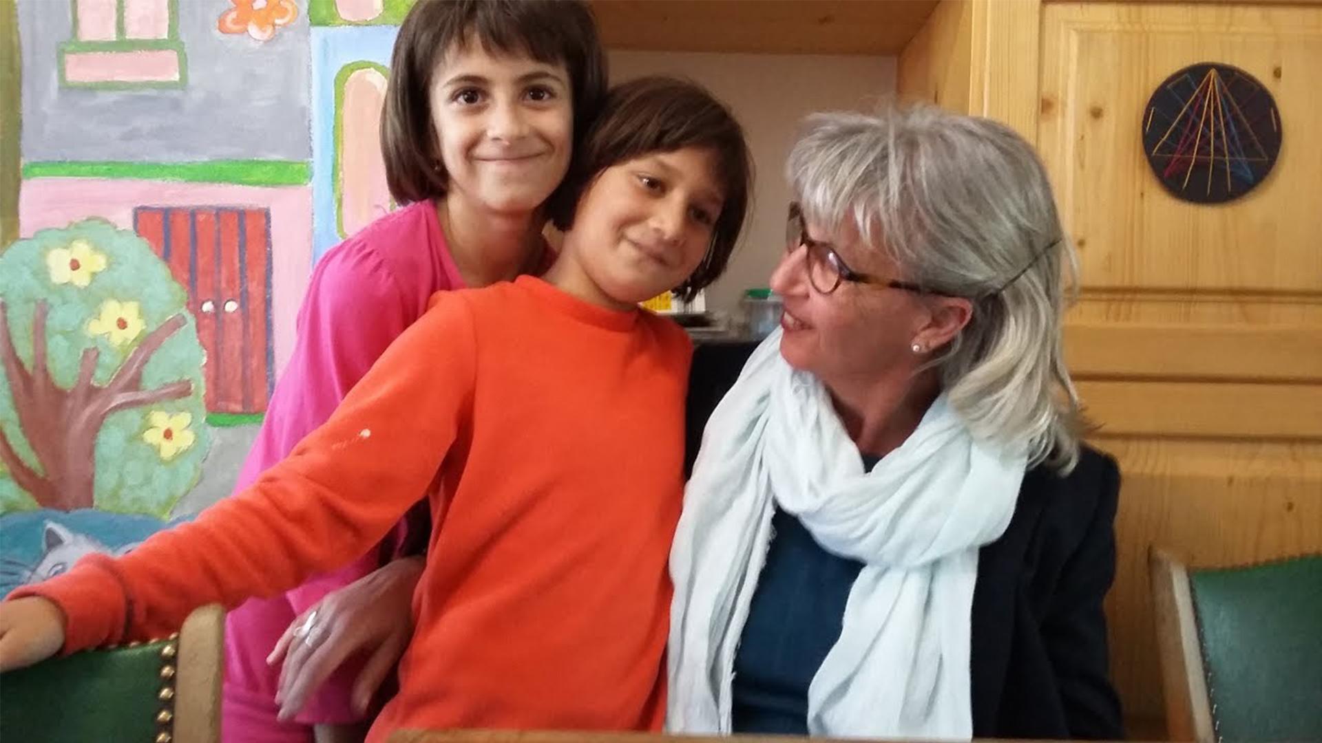 Besuch im «Offenen Haus für Strassenkinder»