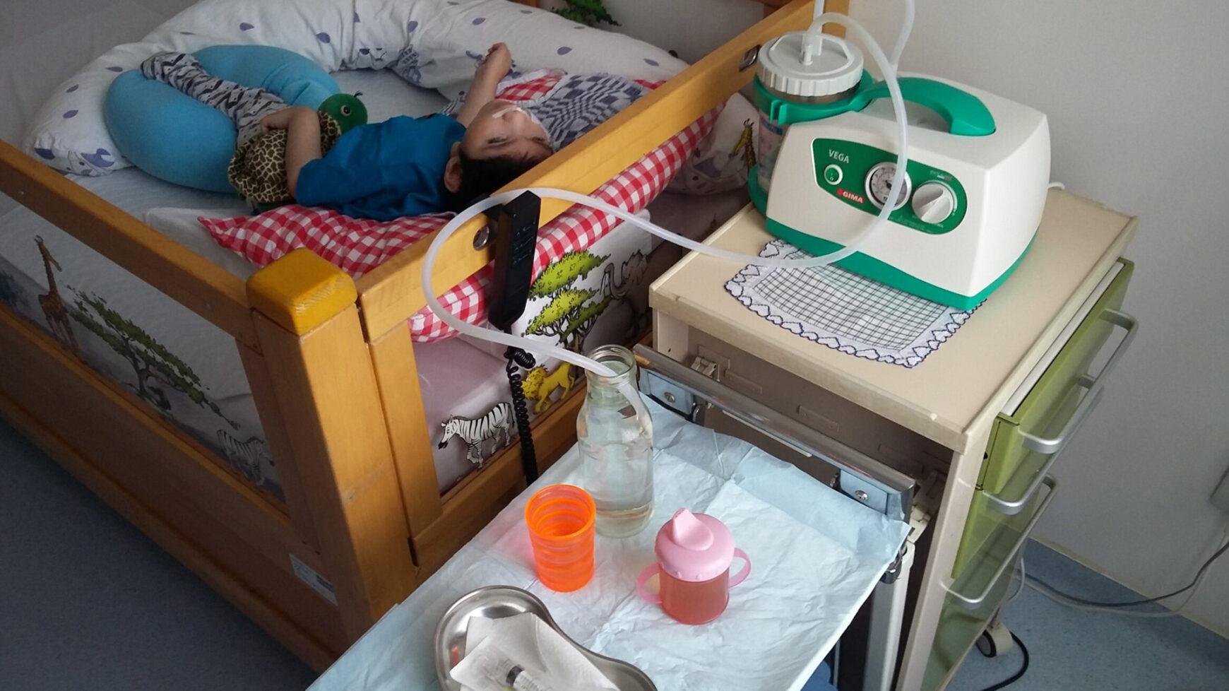 PanGas spendet Sauerstoffkanülen für Kinderhospiz