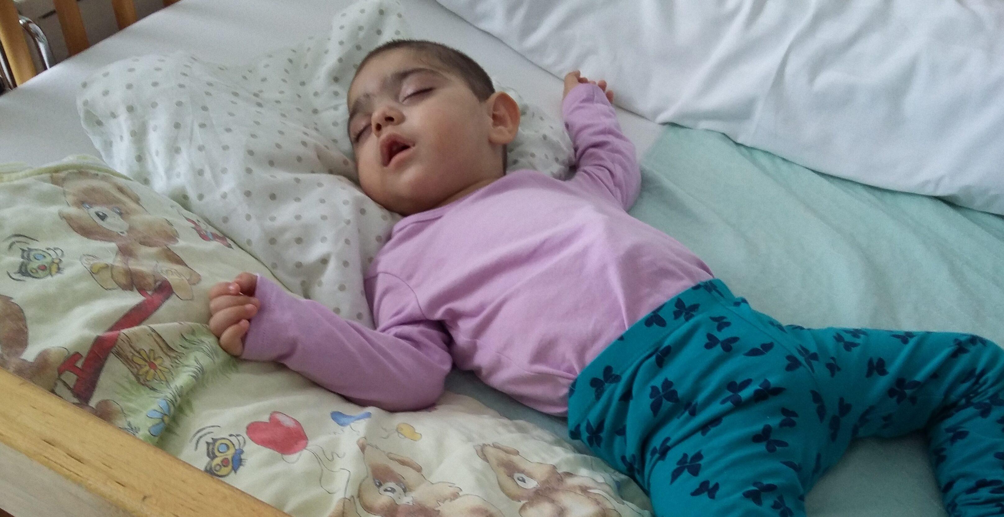 Pflegematerial für Kinderhospiz